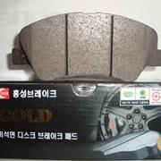 Колодки тормозные Hong Sung HP0017 фото