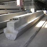Железобетонные фундаментные балки ФБ 6-1 фото