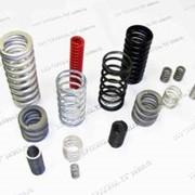 Изготовление и производство пружин сжатия любой конфигурации и сложности фото