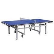 Профессиональный теннисный стол Donic Delhi 25 синий фото