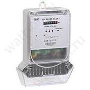 Счетчик электрический IEK Счетчик эл. энергии трехфазный STAR 302/1 С4-10(100) М, на монтажную панель фото