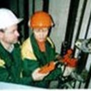 Ремонт лифтового оборудования. фото