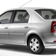 Прокат автомобилей с водителем Renault Logan AT фото