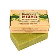Крымское мыло натуральное можжевельник фото