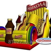 Рекламный аттракцион Квас Никола, артикул 14034 фото
