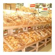Хлебные стеллажи фото