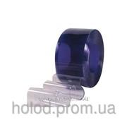 Лента ПВХ 50м REF.180 Антистатик голубая 200х2 фото