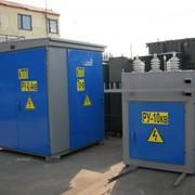 Строительство подстанций КТП. фото