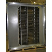 Установки воздухообрабатывающие (электрокалориферы) фото