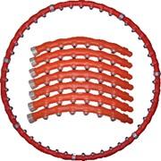 Массажный обруч Хулахуп Big Hoop Standard (Биг Хуп Стандарт) с массажными элементами фото