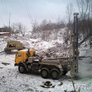 Бурение и обустройство скважин на воду в Саратове фото
