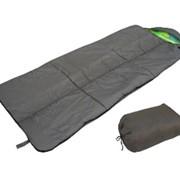 Спальный мешок батыр Helios XXL СОШ-3 (220*90) зелёный (0615) фото