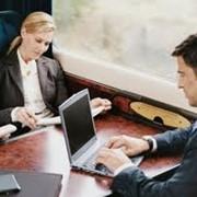 Интернет в поездах фото
