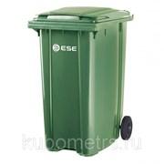 Мусорные контейнеры, баки пластиковые 360л фото
