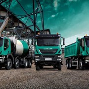 Автомобили IVECO Trakker Hi-Land, нового поколения. фото
