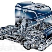 Ремонт грузовых автомашин и спецтехники фото
