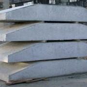 Плиты ленточных фундаментов ФЛ фото