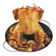 Вок с насадкой для запекания курицы фото