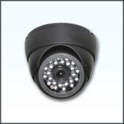 Купольная камера видеонаблюдения c ИК-подсветкой RVi-E125 (3.6 мм) фото