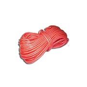 Шнур джутовый с сердечником d 8мм фасовка 10м