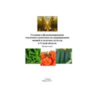 Бизнес-план Тепличного комплекса 10 га для выращивания томатов, огурцов и салатной продукции фото