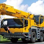 Аренда автокрана Liebherr LTM 1050 - 50 тонн фото