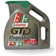 CASTROL GTD Magnatec SAE 10W-40 фото