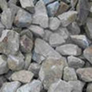 Бутовый камень, щебень, отсев, камень фото
