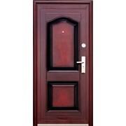 Стальные входные двери. Модель: K516 фото