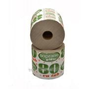 Туалетная бумага Soprano 80 м фото