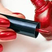 Маникюр, педикюр. Биогелевое укутывание ногтей.Цветное гелевое покрытие AXXIUM от OPI. фото