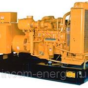 Генератор дизельный Caterpillar 3406C (256 кВт) фото