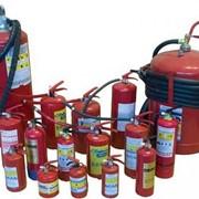 Противопожарное оборудование фото