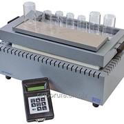 Муфель программируемый с нагревательной плитой ПДП-Аналитика (программируемая двухкамерная печь) фото