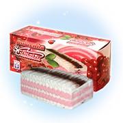 Торт рулет Вишенка & Chokolate
