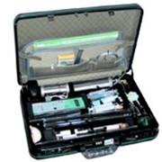 Полевая лаборатория для экспресс-анализа бензинового и дизельного топлива октановое,цитановое в кейсе фото
