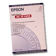 Бумага A3 Epson Photo Quality InkJet Paper S041068 100л фото