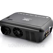 Портативный HD LED проектор с DVD-плеером Синема EXP 1024x768, 120 люмен, 100:1 фото