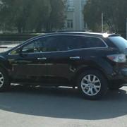 Прокат Мазда СХ7 автомат без водителя фото
