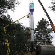 Башня водонапорная Рожновского фото