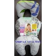 Дорожная подушка силиконовая «Calator» фото