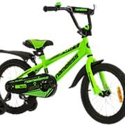 Детский велосипед Nameless Sport 12 зеленый фото