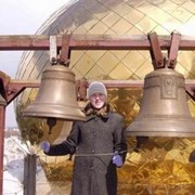 Набор из 7 колоколов фото