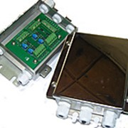 Балансировочная (клеммная) коробка фото