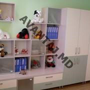 Мебель для детских комнат, арт. 4 фото