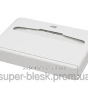 Диспенсер для покрытий на унитаз Tork белый фото