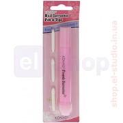 Ручка-корректор Konad Corrector pen & tips (с насадками) фото