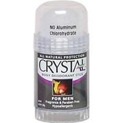Дезодорант French Transit Crystal Body Deodorant Men's Stick 120ml M фото
