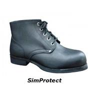 Ботинки гвоздевые «Вулкан» арт.Б003 фото