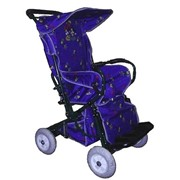 Дорожная инвалидная коляска фото